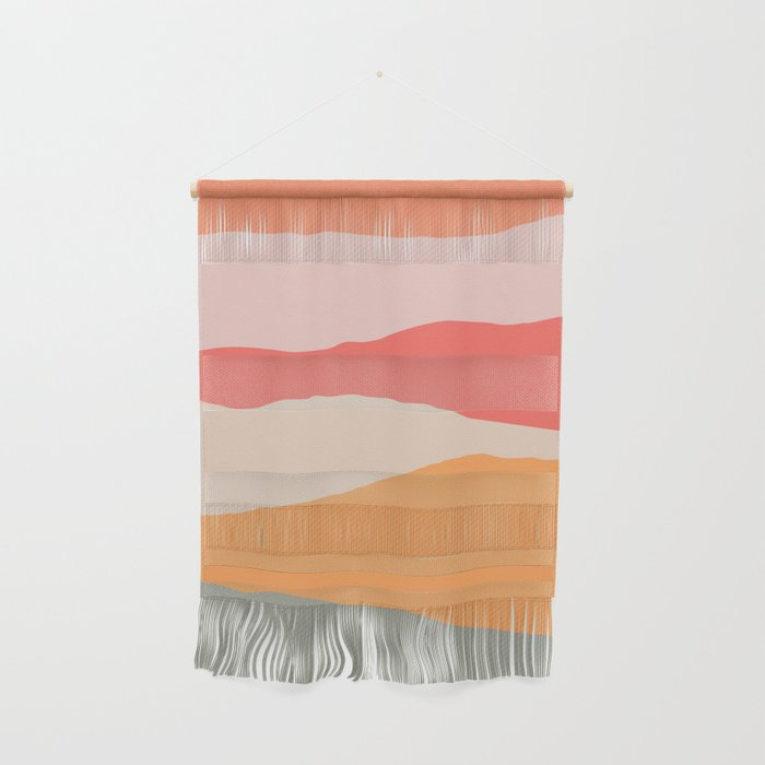 The Land 1 Wall Hanging