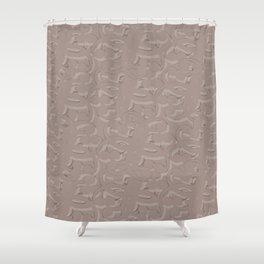 Thatch Pharlap Shower Curtain