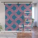 Deco Geometric 01B by theoldartstudio