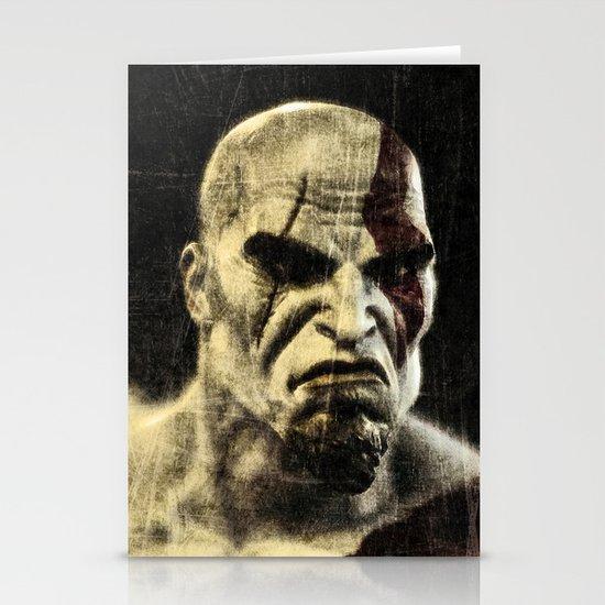 kratos Stationery Cards