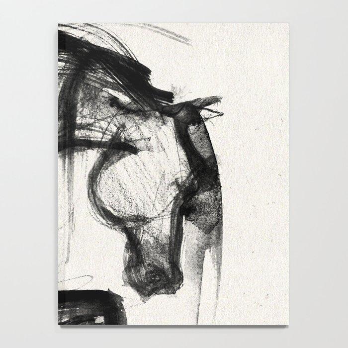 Horse (Saklavi Portrait) Notebook