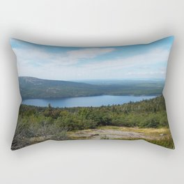 Maine Views Rectangular Pillow