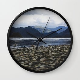 Derwentwater, The Lake District - Landscape and Nature Photography Wall Clock