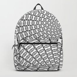 Hypnotic Critical Roll Illusion Backpack