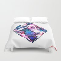 mineral Duvet Covers featuring Mineral by arnedayan