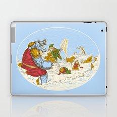 A Chrono to the past Laptop & iPad Skin