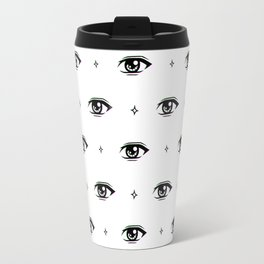 Anime Eye Travel Mug