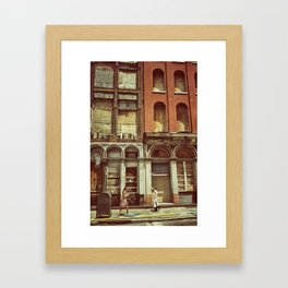 philly Framed Art Print