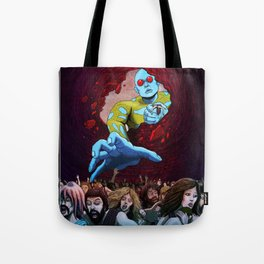 FANTASTIC PLANET  - THE HAND OF TERROR Tote Bag