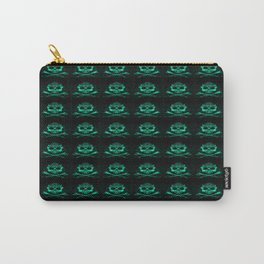 Bitter Poison Skulls Carry-All Pouch