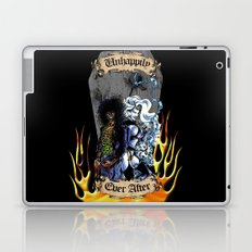 Unhappily Ever After - Lady Death & Evil Ernie Laptop & iPad Skin