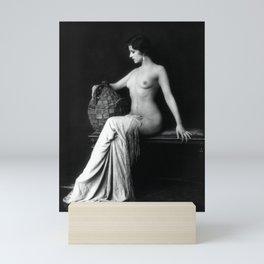 Ziegfeld Follies Girl Mini Art Print