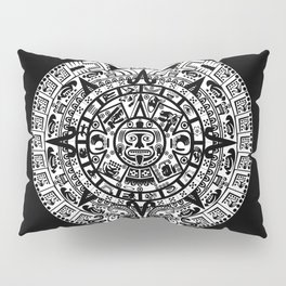 Mayan Calendar Pillow Sham