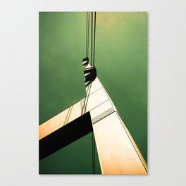 The Tranporter 3 Canvas Print