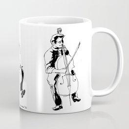 Cello player Coffee Mug