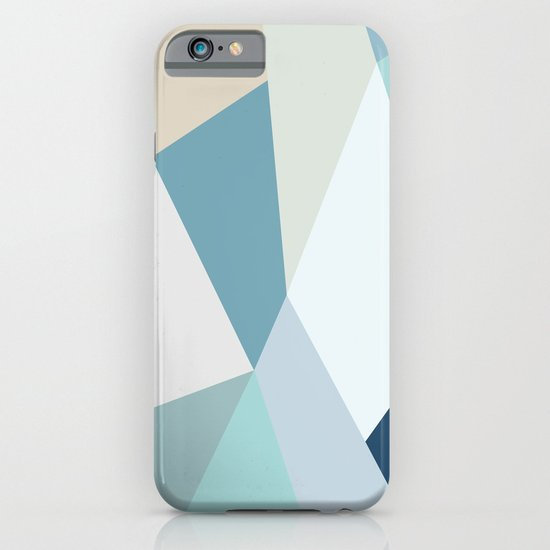 SPRING LOVE { BLUE } iPhone & iPod Case