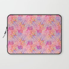 psychedelic succulent Laptop Sleeve