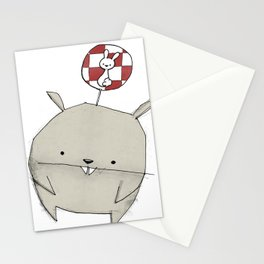 minima - rawr 02 Stationery Cards