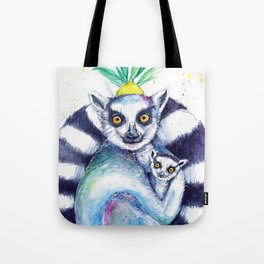 Blue Steel Tote Bag