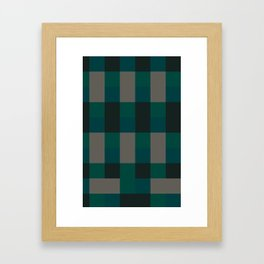 pattern31 Framed Art Print