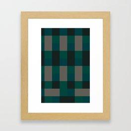 pattern31 Framed Art Print