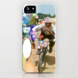 s&m bikes racer iPhone Case