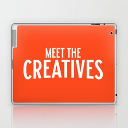 Meet the Creatives Laptop & iPad Skin