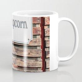 Squirrel Guards Popcorn Stash Coffee Mug