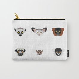 Lemurs Carry-All Pouch