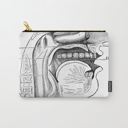 Body Diagram No. 2 Carry-All Pouch