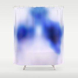 Inkblot Shower Curtain