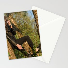 Forest Ninja Stationery Cards