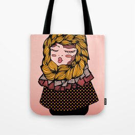 Andrea's Scarf Tote Bag