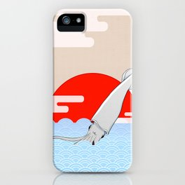 Ika Ika iPhone Case