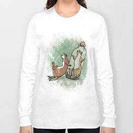 Bottled Stoat Long Sleeve T-shirt