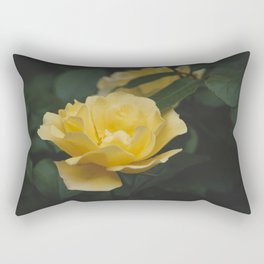 Yellow roses Rectangular Pillow