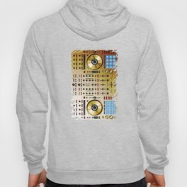 DDJ SX N In Limited Edition Gold Colorway Hoody