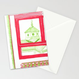 home view Stationery Cards