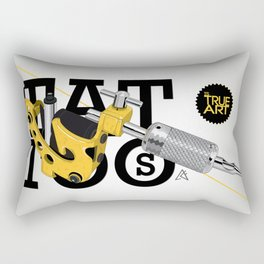 Tattos_Taboo Rectangular Pillow