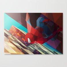 Hang Man Canvas Print