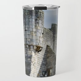 York Minster and Bootham Bar Travel Mug