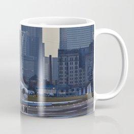 London City Airport Coffee Mug