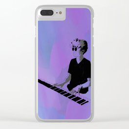 Master of the Keys Clear iPhone Case