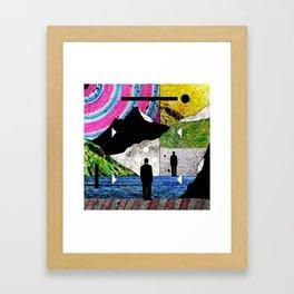 #002 Framed Art Print