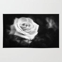 Pink Roses in Anzures 1 Dark Rug