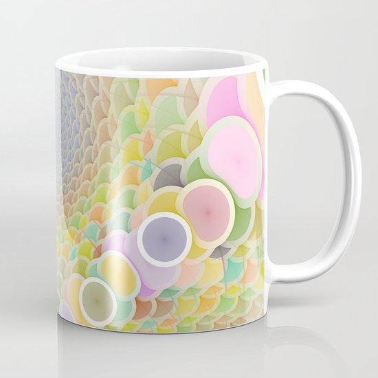 Colorful Wormhole Mug