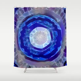 Some Other Mandala 165b Shower Curtain
