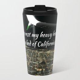 California Stars Travel Mug