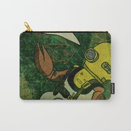 ocean: hacked Carry-All Pouch