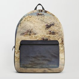 Enjoy the Little Things in Life Backpack